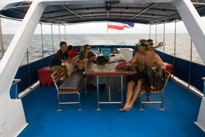 Trip to Phi Phi Island